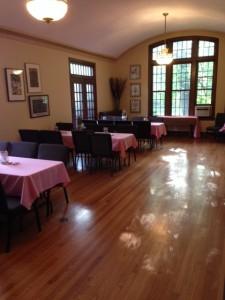 Main Gallery of Thoreau Center